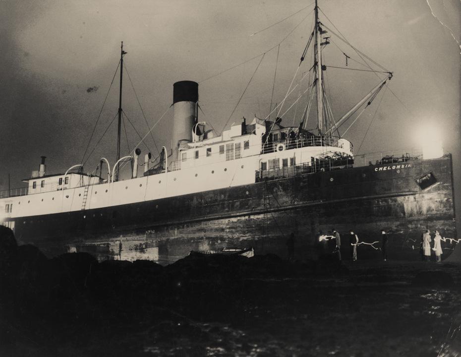 SS Chelohsin Wreck