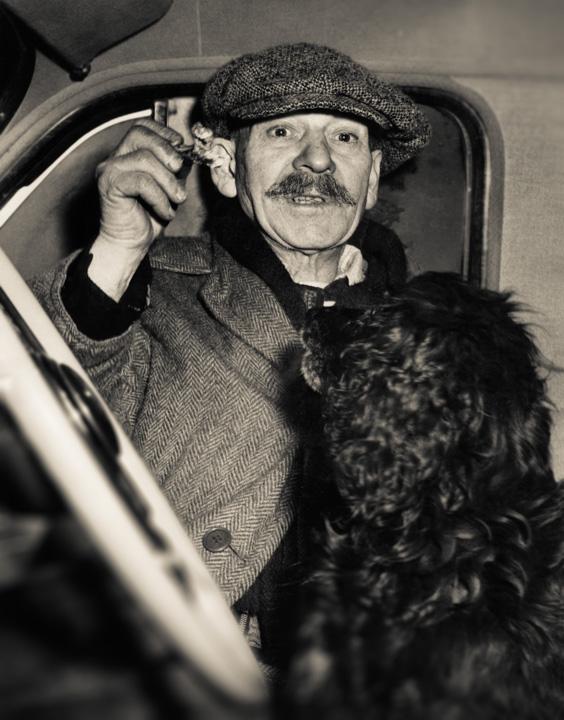 Yvonne De Carlo's grandfather, Michael De Carlo
